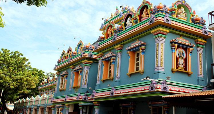1 Day Chennai to Pondicherry Tour by Cab Manakula Vinayagar Temple