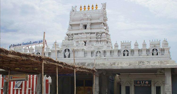 1 Day Chennai to Sri Kalahasti Tour by Cab Prasanna Varadaraja Perumal Koil