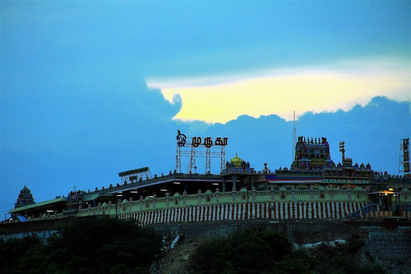 One Day Chennai to Thiruthani Trip by Car Header