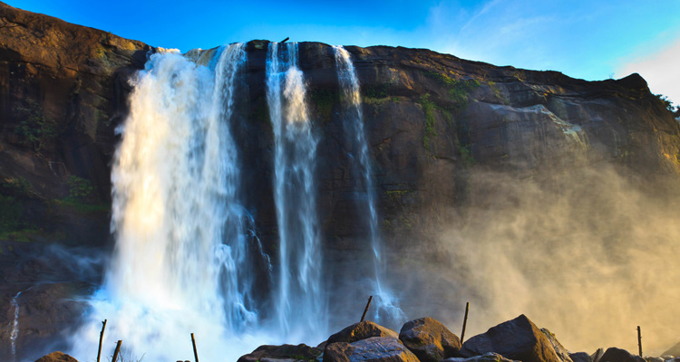 1 Day Coimbatore to Malampuzha and Athirappilly Waterfalls Tour by Cab Athirappilly Waterfalls