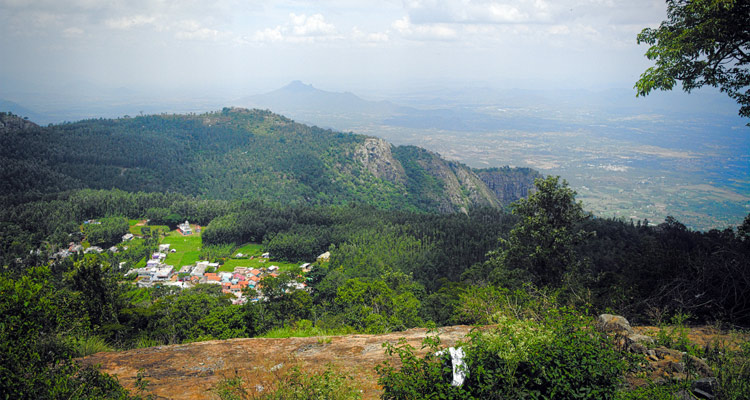 1 Day Coimbatore to Yercuad Tour by Cab Pagoda Point