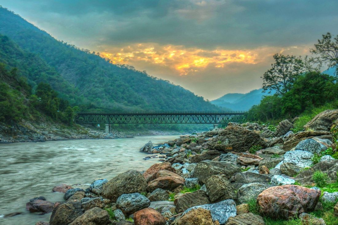 One Day Delhi to Haridwar & Rishikesh Trip by Car