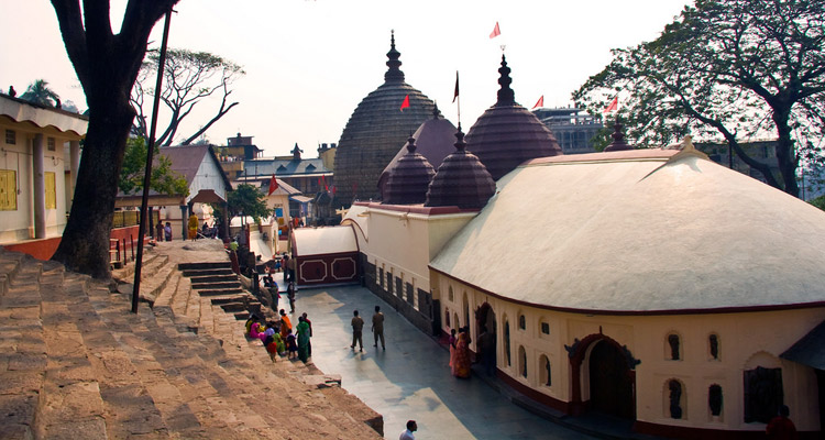 1 Day Guwahati Local Sightseeing Tour by Cab Kamakhya Temple