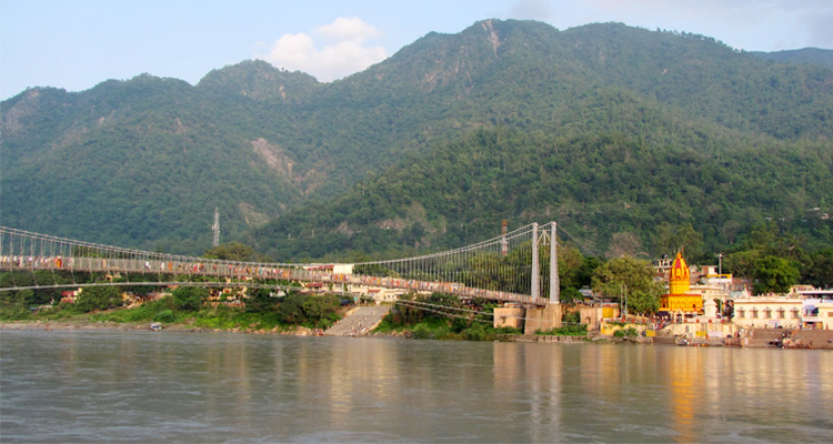 1 Day Haridwar & Rishikesh Local Sightseeing Tour by Cab Ram Jhula