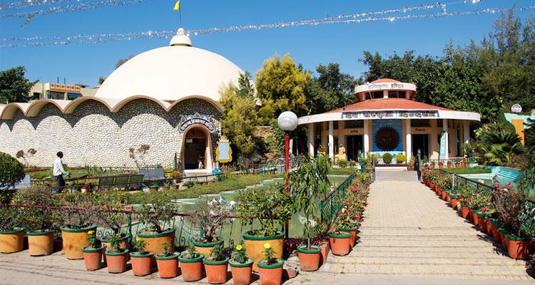 1 Day Haridwar & Rishikesh Local Sightseeing Tour by Cab Shantikunj Ashram