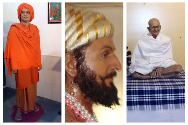 Visit Lonavala Wax Museum with 1 Day Lonavala Sightseeing Tour in a Private Car