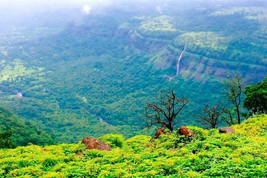 1 Day Lonavala Local Sightseeing Tour by Cab Tiger's Leap