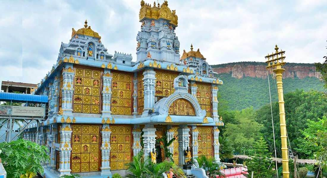 1 Day Tirupati Local Temple Trip by Car