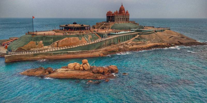 1 Day Trivandrum to Kanyakumari Trip by Car
