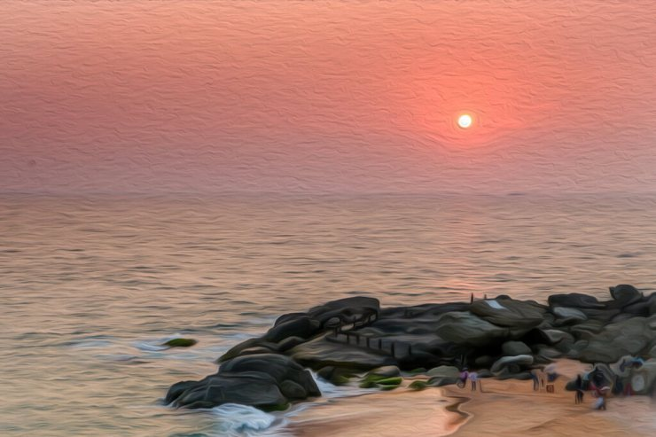 Sunset View Point with Kanyakumari Sightseeing Tour