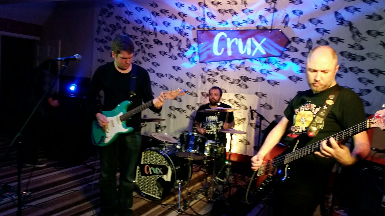 One Day After School at Crux Wakefield Single Launch Philophobia Music