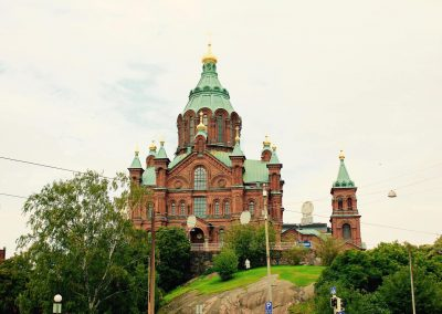 Uspenski Cathedral - One Day In Helsinki