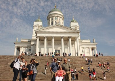Private cruise ship guide in Helsinki
