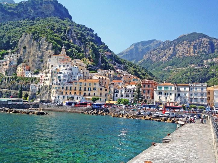 Amalfi Town Itinerary