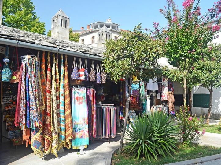 Carsija Market in Mostar