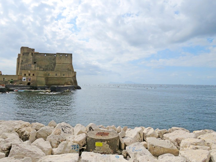 Castel dell Ovo Naples