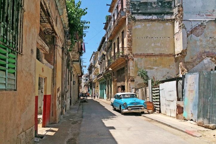 Central Havana Street