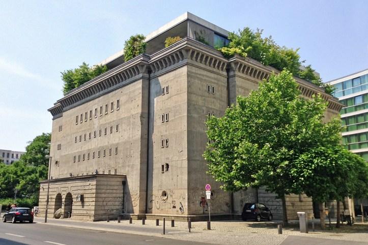 Christian Boros Bunker Gallery Berlin