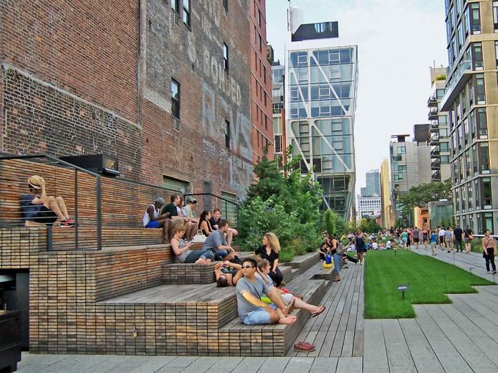 High Line Park Visit NYC