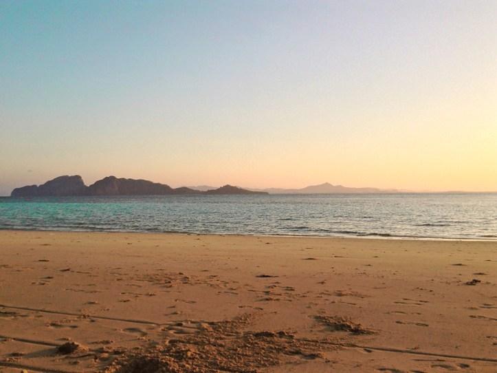 Koh Kradan Sunset
