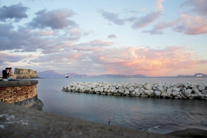 Seaside Promenade Naples