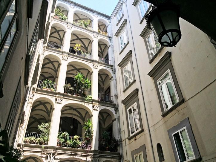 Naples Architecture