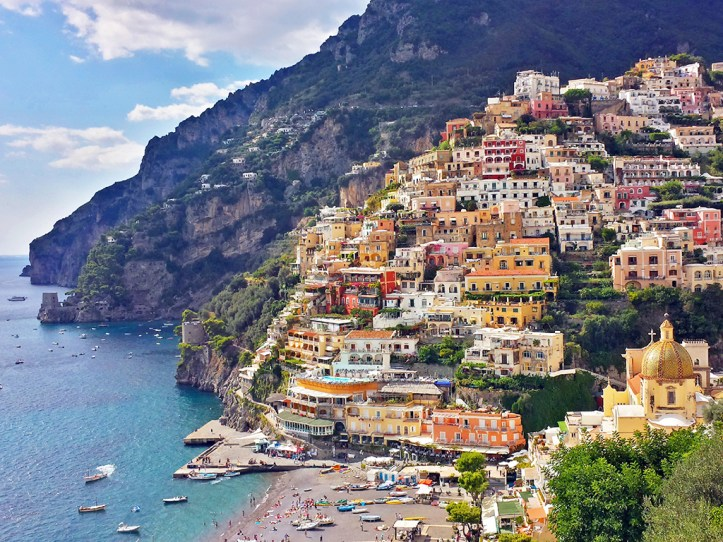 Positano One Day Trip