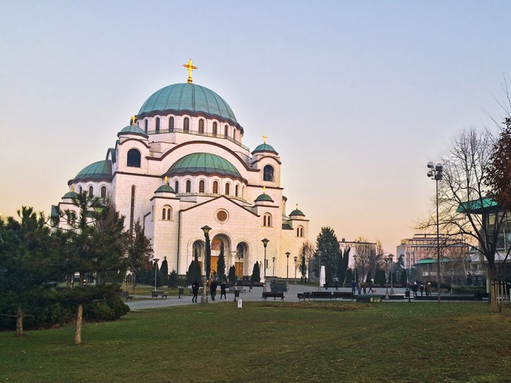 Cathedral of Saint Sava Belgrade