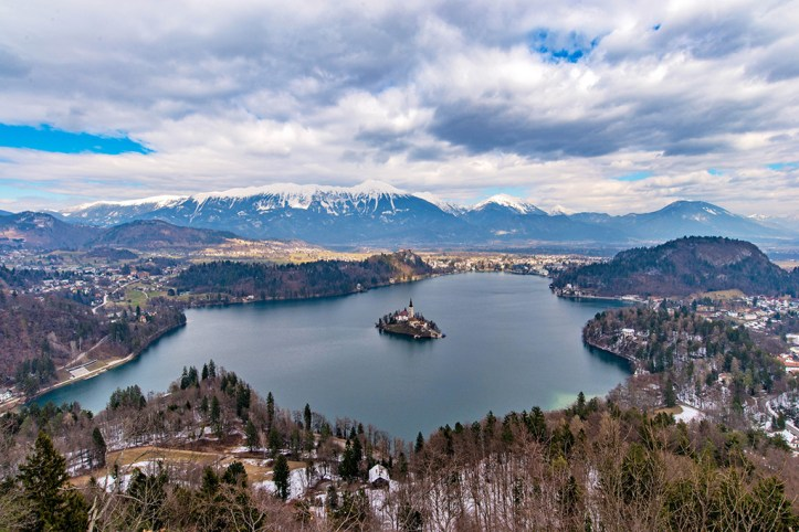 Beautiful Bled Lake