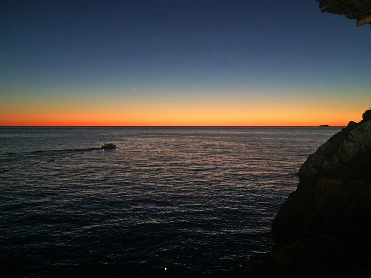 Dubrovnik Best Sunset Place