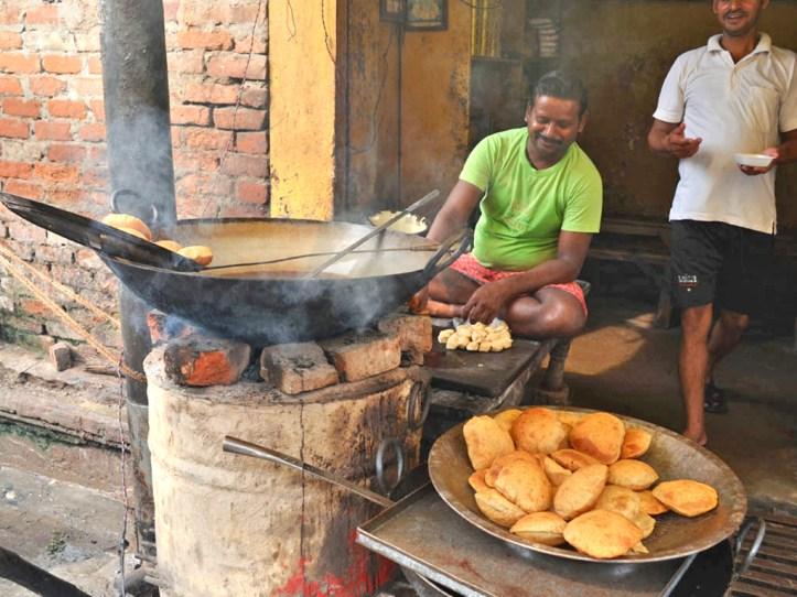 Food in Varanasi