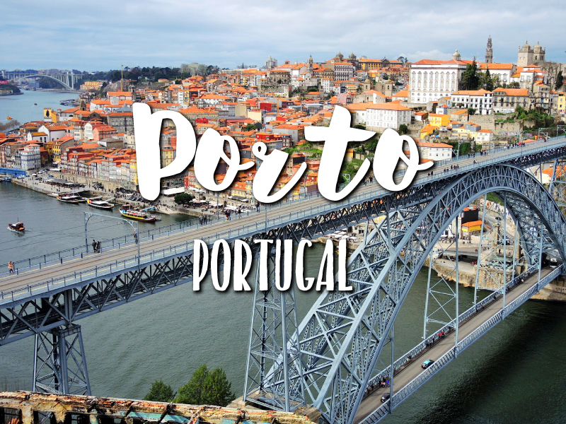 One Day in Porto Itinerary – Top things to do in Porto, Portugal