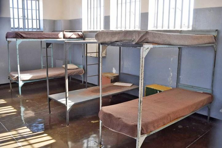 Prisons on Robben Island