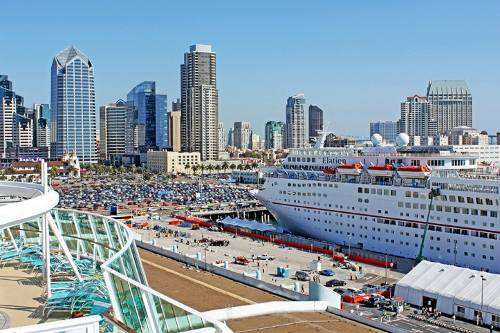 San Diego Harbour View