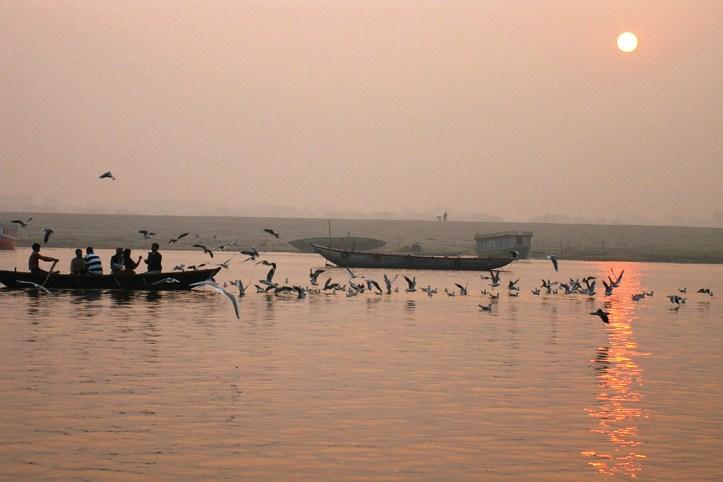 Sunrise Boat Ride