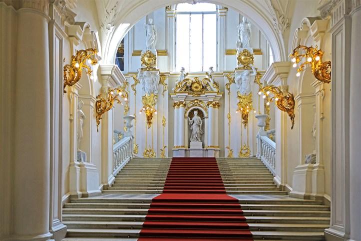 The State Hermitage Museum Saint Petersburg