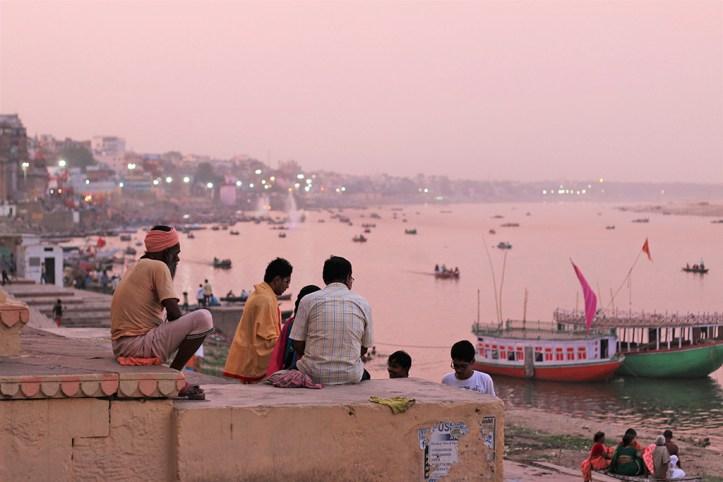 Varanasi at Dusk