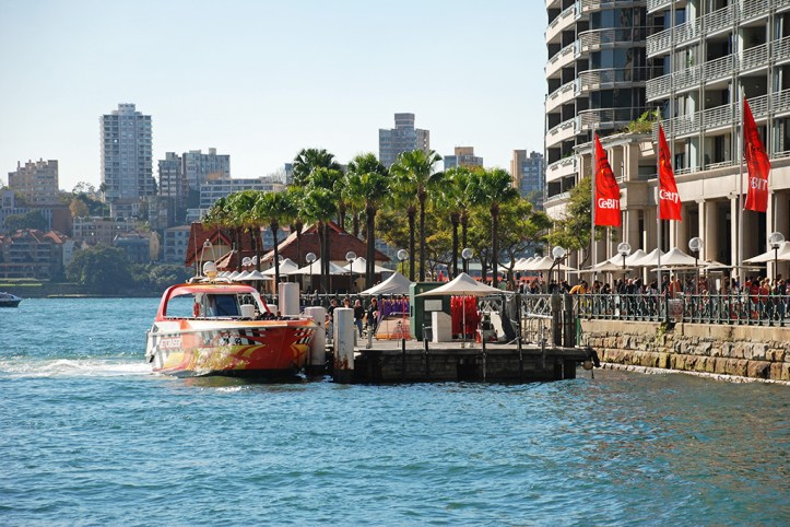 Ferry transport, Sydney