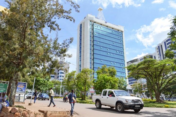 Modern Kigali