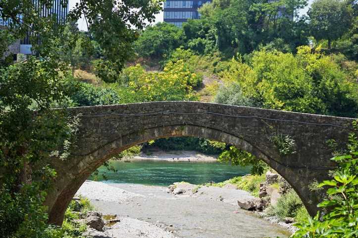 Old Bridge, Podgorica 2