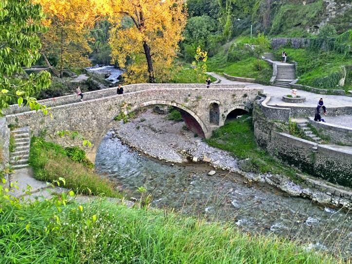 Old Bridge in Podgorica
