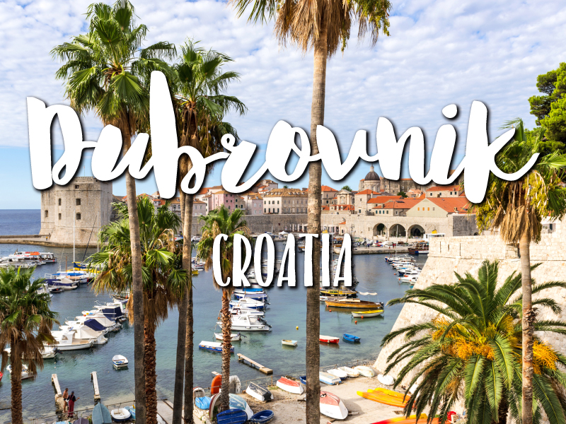 One Day in Dubrovnik Itinerary – Top things to do in Dubrovnik, Croatia