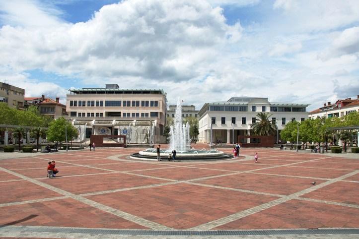Trg Nezavisnosti, Podgorica