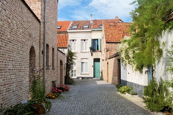Beguinage, Mechelen