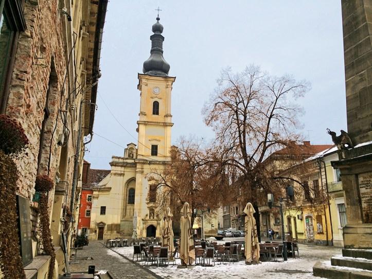 Museum Square Cluj Napoca