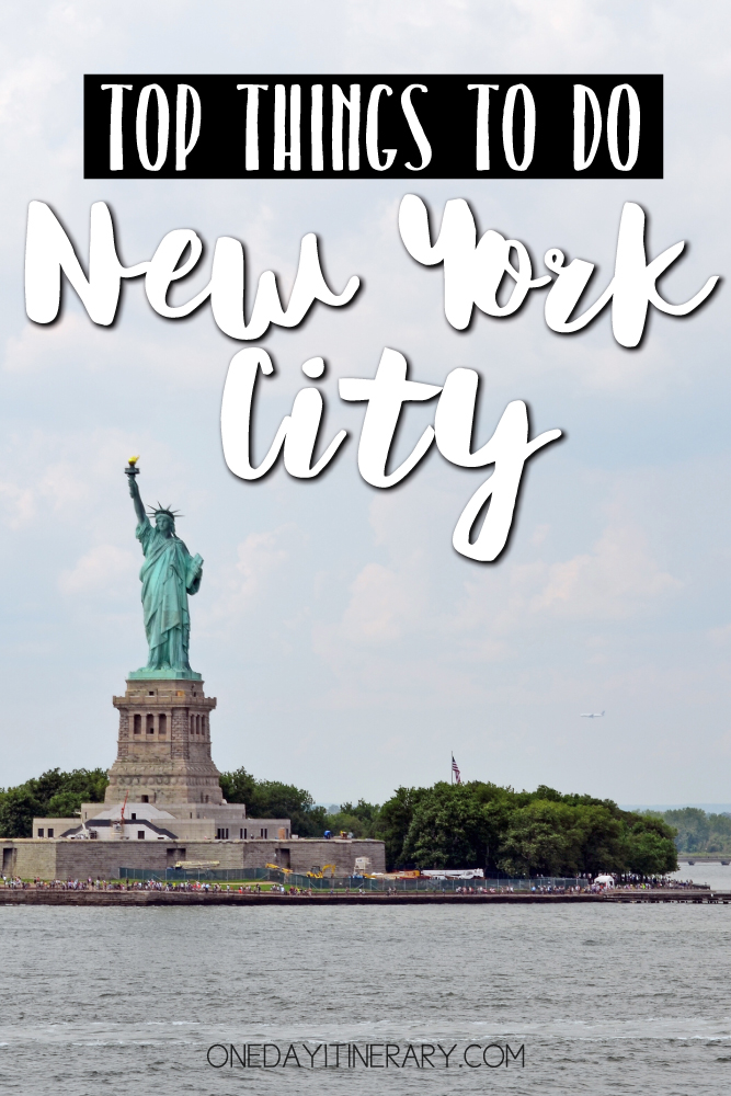 New York City Top things to do