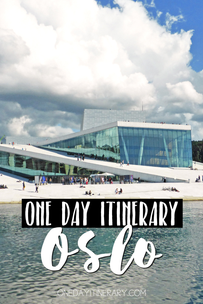 Oslo Norway One day itinerary
