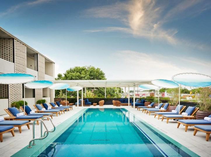 South Congress Hotel Austin Texas