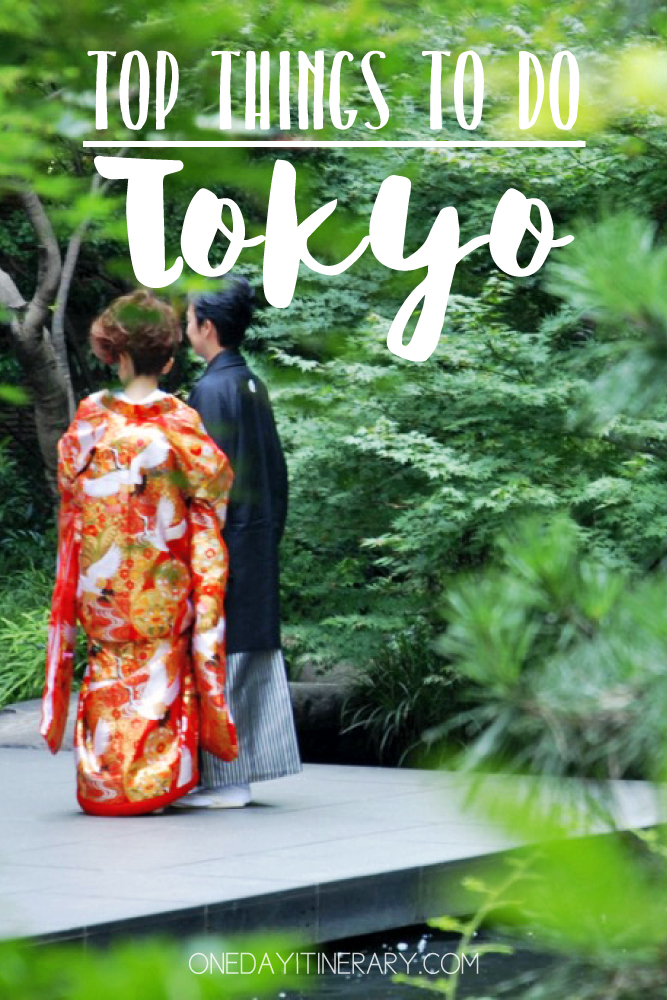 Tokyo Japan Top things to do