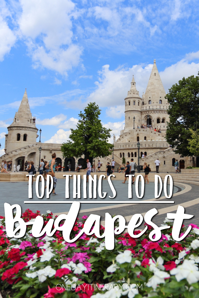 Budapest Hungary Top things to do
